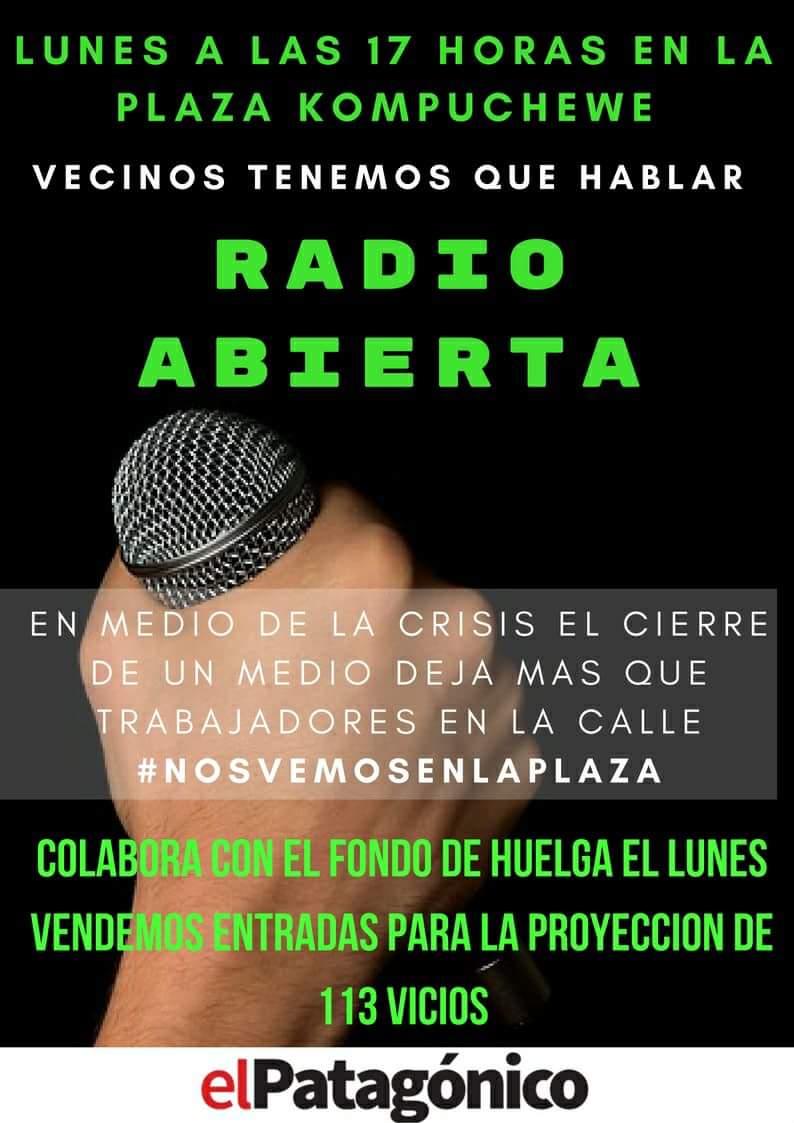 RT @Juanilastra22: @elpatagonico  #Comodoro #ElPatagonico #Chubut #Lunes https://t.co/AKQXymdadR