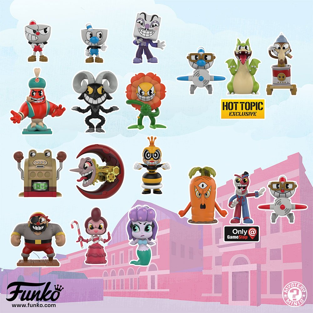 London Toy Fair Reveals: Cuphead Mystery Minis! #FunkoLTF funko.com/blog/article/3…