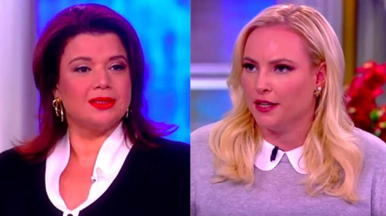 Meghan McCain confronts Ana Navarro: Why do you still consider yourself a Republican? https://t.co/iFOst9VPBM