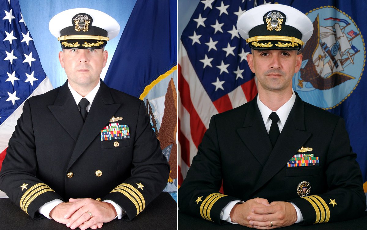 The prospect of the homicide charges for the commanding officers of the destroyers Fitzgerald and John S. McCain will have an impact on the broader Navy community https://t.co/WTPxi7Rw3n