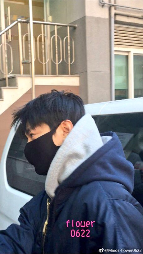 RT @minozlmho: 180123 it feels so good to see him this morning. IMY sweetheart😘🤗 @ActorLeeMinHo https://t.co/ButM1plksm