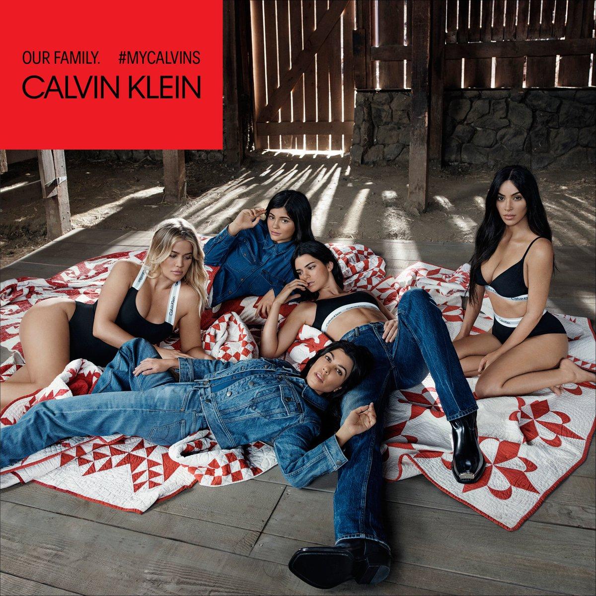 Calvin Klein Underwear e Calvin Klein Jeans