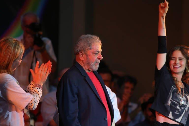 Ex-presidente será julgado na quarta-feira | Gleisi diz que Lula vai a Porto Alegre para acompanhar julgamento https://t.co/78rwp8MljD