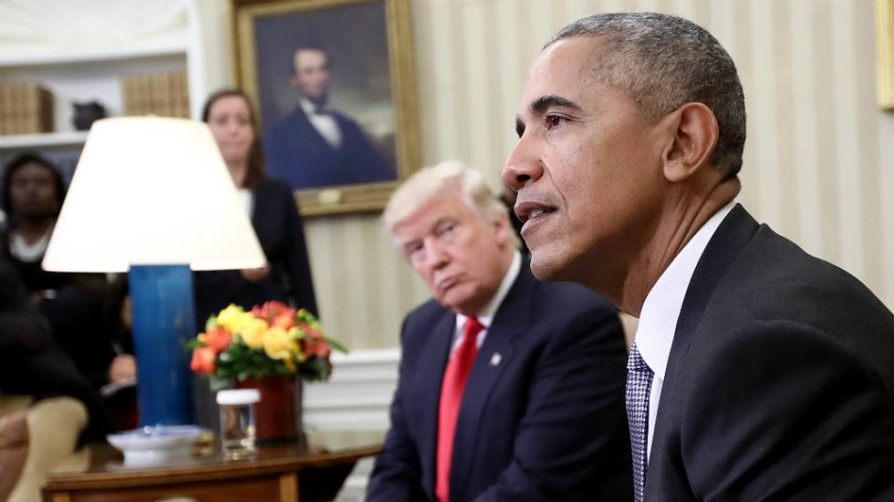 NEW POLL: More Americans credit Obama than Trump for economy https://t.co/pd7wg0UpPQ