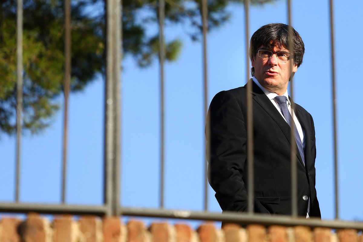OPINION: #Puigdemont 'unlikely to be running' #Catalonia from #Belgium - scholar https://t.co/KtCJxWOOhn