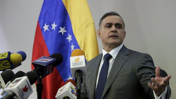 Fiscal constituyente apareció, luego de siete días de la masacre de El Junquito, para rechazar sanciones https://t.co/kJX8ivCZo1