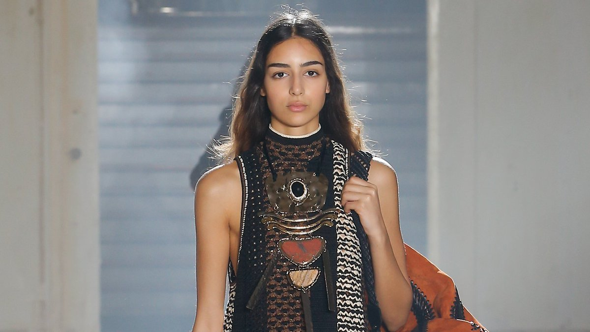 See every look from @proenzaschouler's l...