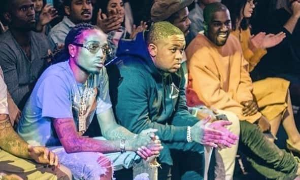 Yeezy has been teaching @QuavoStuntin how to make beats. @Migos' music is about to be next-level, bruh.  https://t.co/O4zQANCZpi