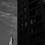Image for the Tweet beginning: Stalking the Empire State Building
