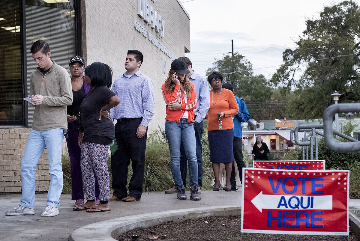 President Trump's election fraud commission flagged Texas voters with Hispanic surnames. Read more from the @washingtonpost: https://t.co/Ww0GVo60Xt