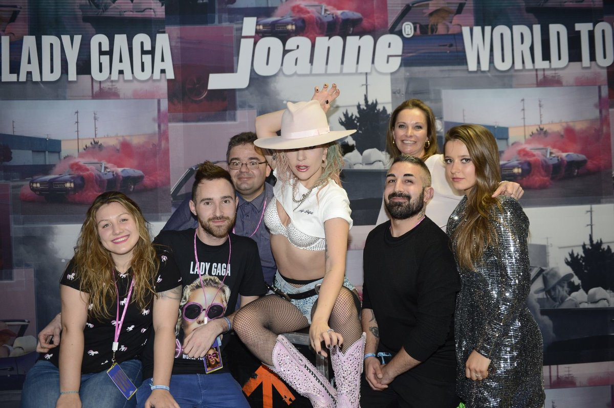 Lady Gaga The Joanne World Tour Page 204 The Popjustice Forum