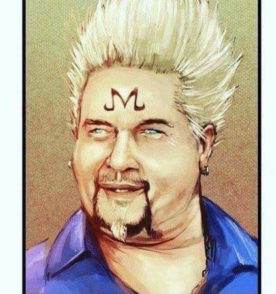 Happy Birthday to anime bad guy, Guy Fieri.