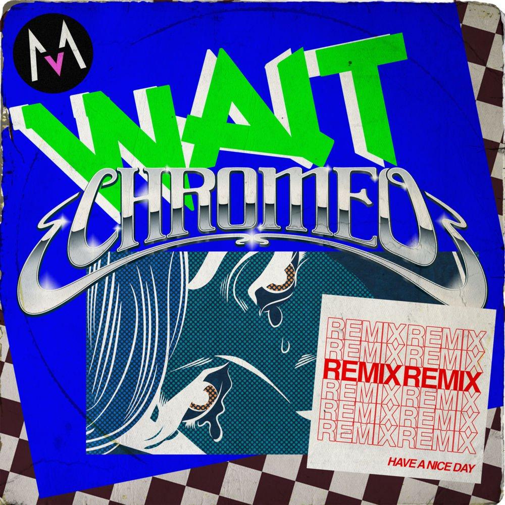 "RT @Bkstg: #NP all that funk w/ @Chromeo's remix of @maroon5 - ""Wait"" ✨➡️ https://t.co/B8Csv1BEPq https://t.co/ZwsbUSArw0"