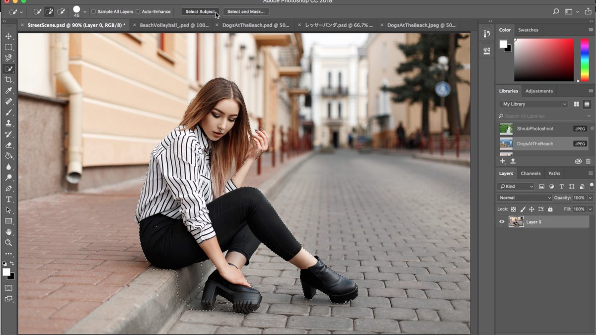 Adobe announces Sensei-powered updates to Photoshop CC, third-party integrations for XD, more https://t.co/77vl3QuKOn by @MichaelSteeber