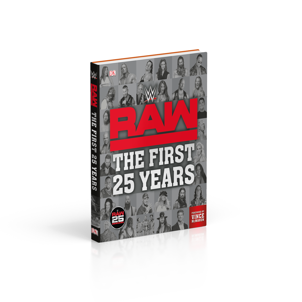 #RAW: The First 25 Years featuring highlights from tonights #RAW25 is available now for pre-order! wwe.me/VC6rTm