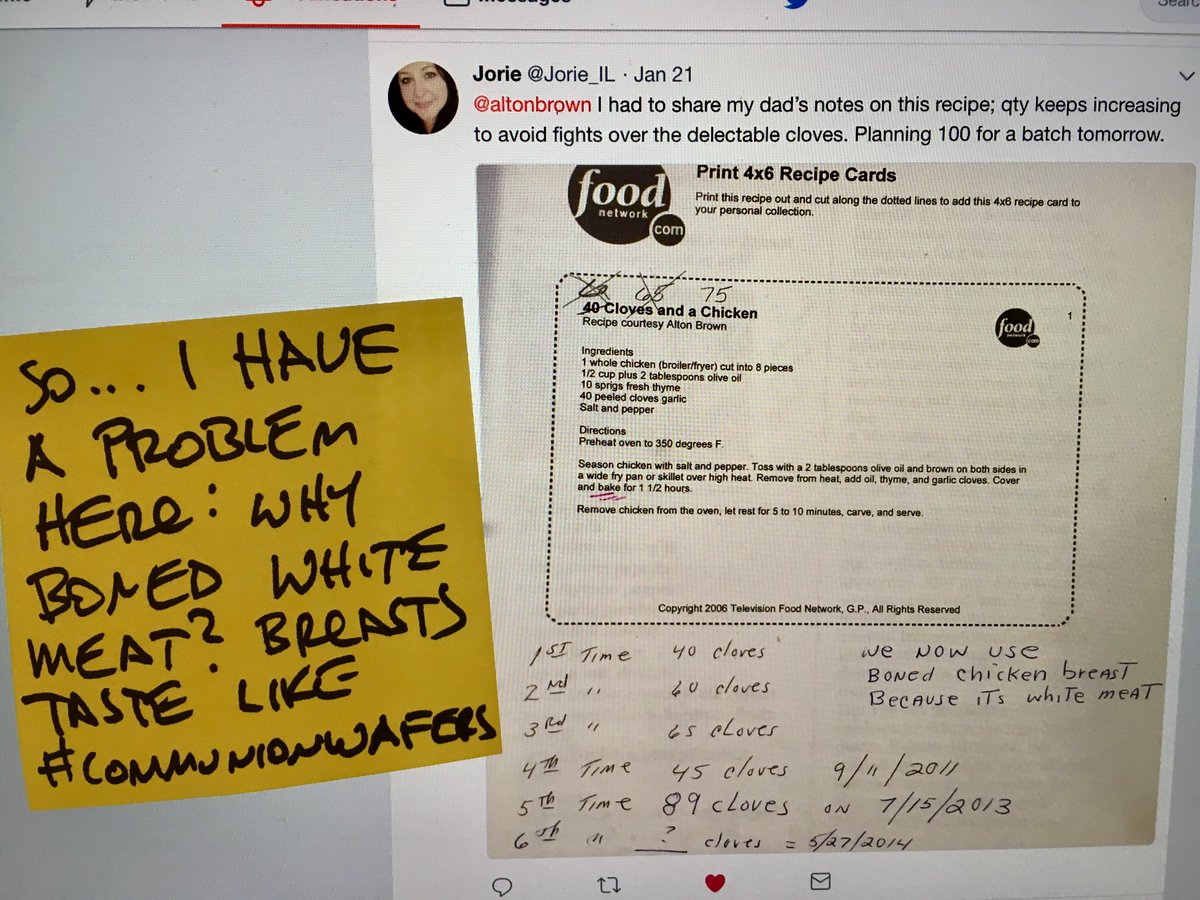 Alton brown on twitter forumfinder Choice Image