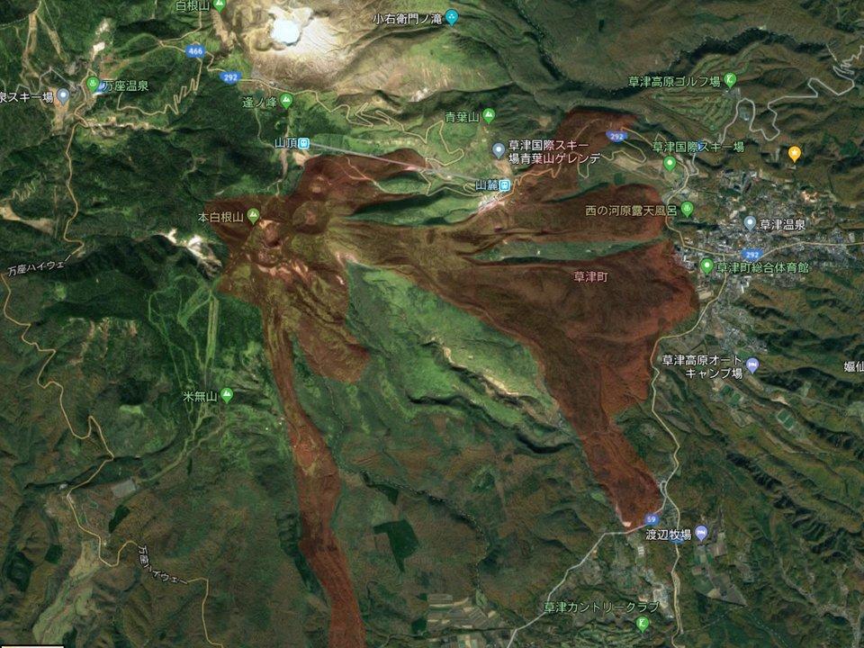 Tweet 草津白根山噴火 草津国際スキー場ゴンドラ客など現地にいる