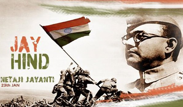 """- 121st Birth Anniversary of #NetajiSubhasChandraBose is being observed today across the country.  - #Netaji, one of the prominent figures in Indian freedom struggle was born on Jan 23, 1897.  - Govt planning to observed his birth anniversary as """" #DeshPremDivas """".  Plz Retweet. <br>http://pic.twitter.com/QWt1ddpy71"""