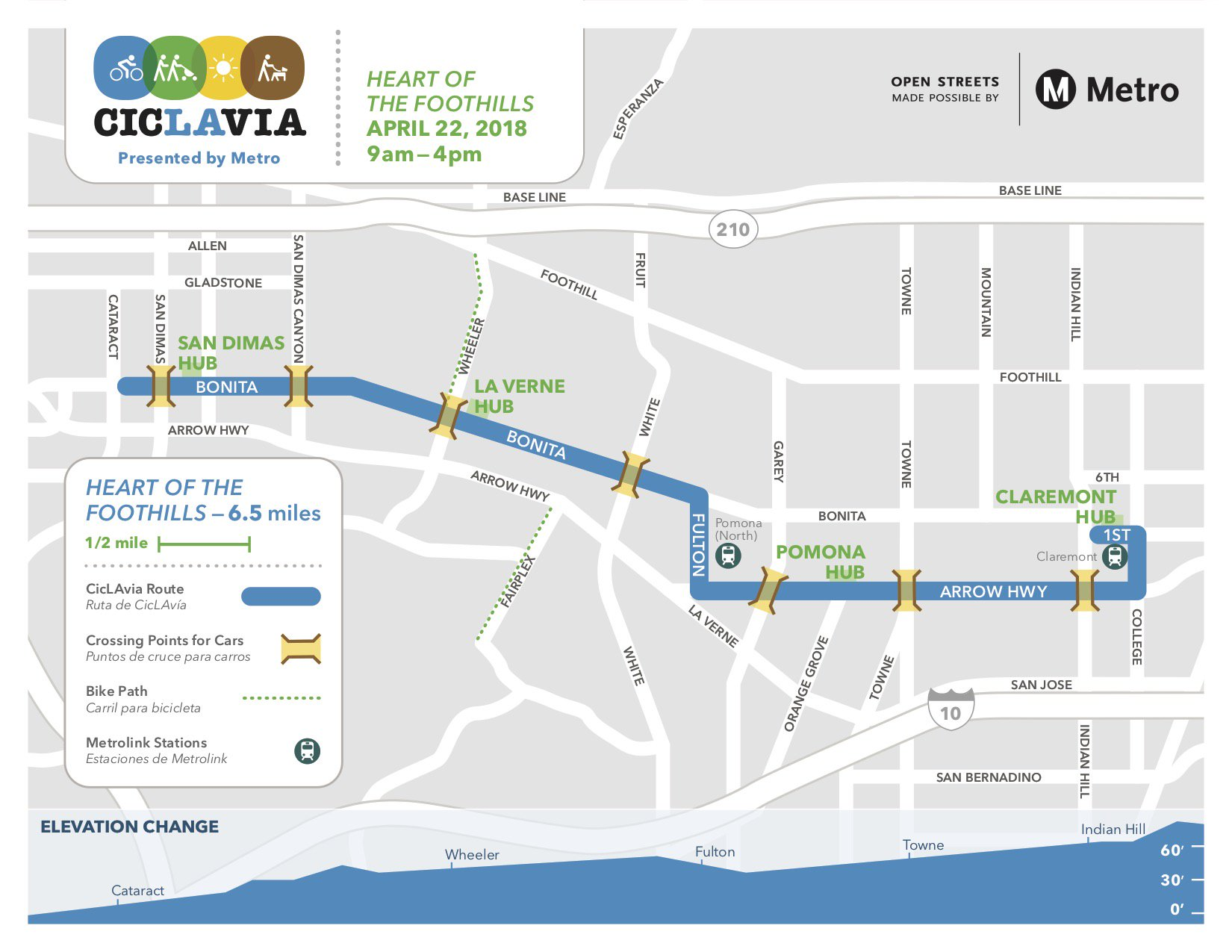 CicLAvia – Heart of the Foothills – Open Thread ...