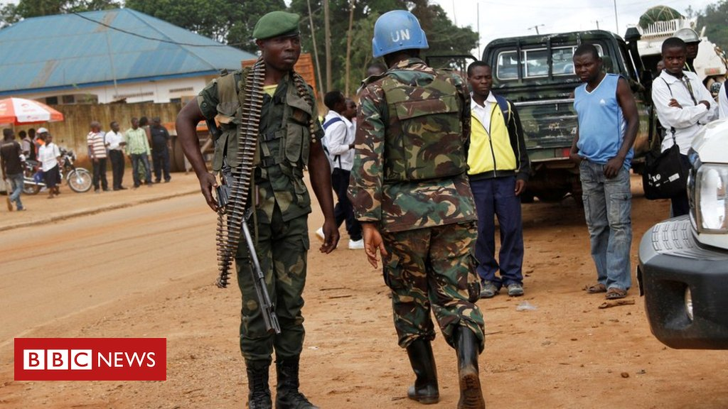 UN flag no longer offers 'natural protection' to peacekeepers https://t.co/1J2xockd21