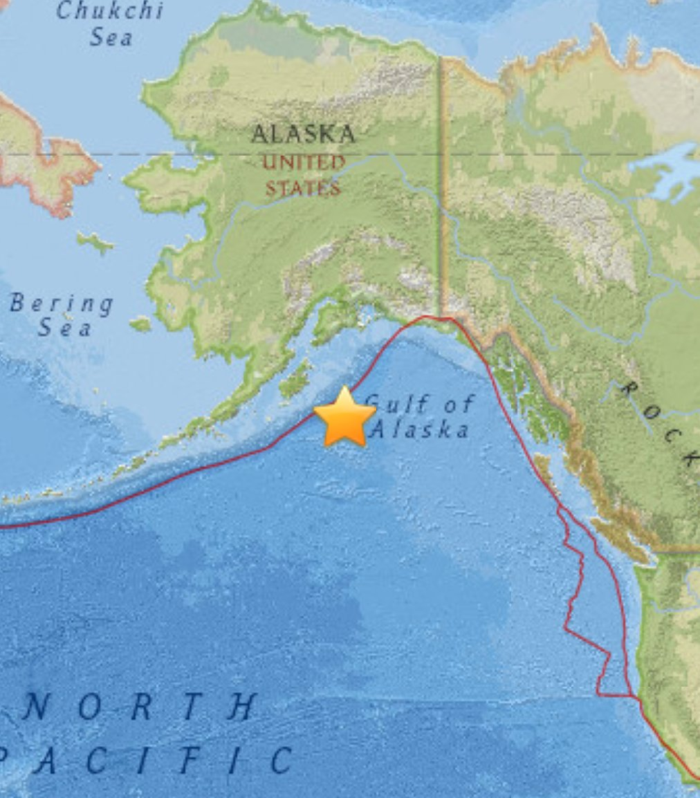 A big day a day of happiness i extend my greetings to bjp madhur breaking magnitude 80 earthquake strikes off kodiak alaska usgs https kristyandbryce Images
