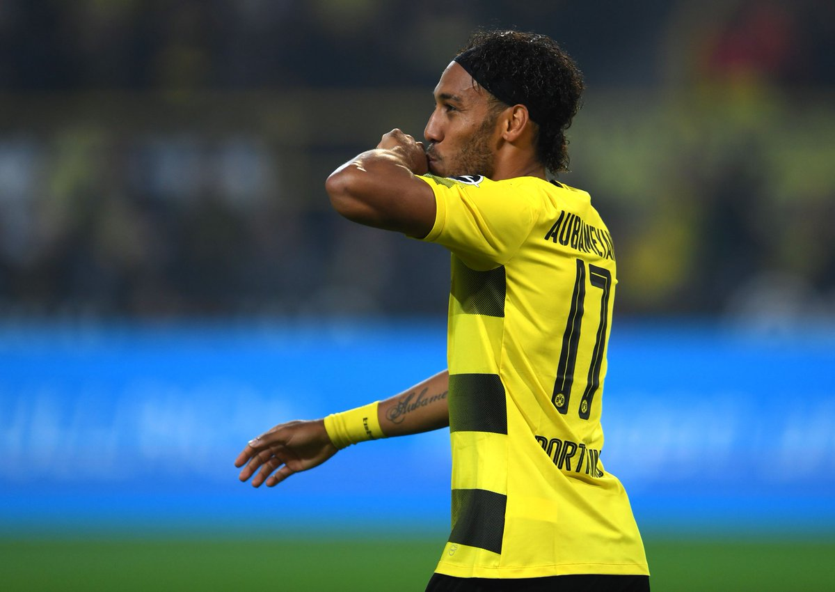 OFFICIAL: Arsene Wenger has confirmed that Arsenal are interested in signing Borussia Dortmund striker Pierre-Emerick Aubameyang.