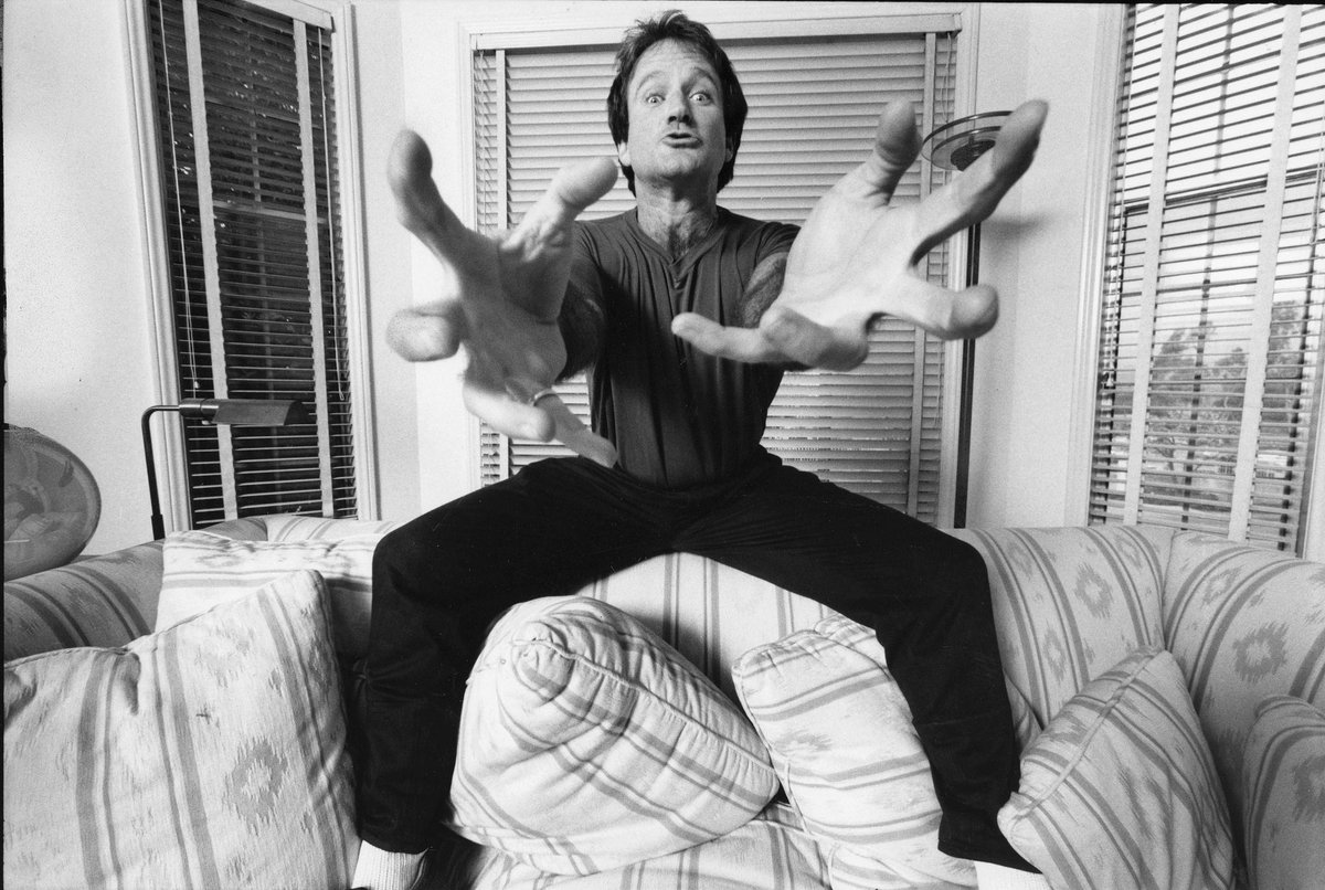 In HBO's doc Come Inside My Mind, Robin Williams bares it all https://t.co/Rv8ZqCbz7e