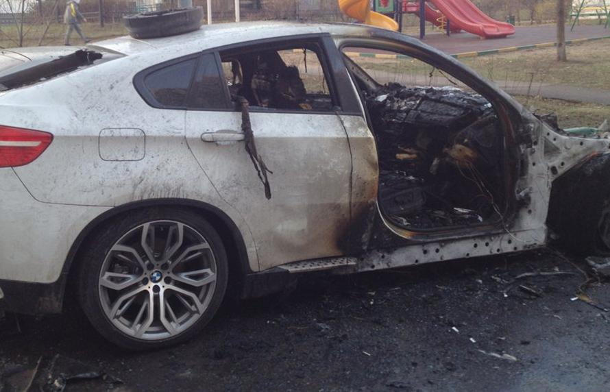 In the third incident against Memorial human rights group in the past month, service car torched in North Caucasus https://t.co/TEMmUoJPHf