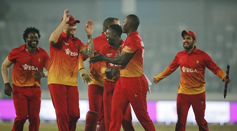 live score of zimbabwe vs bangladesh | Image Slny