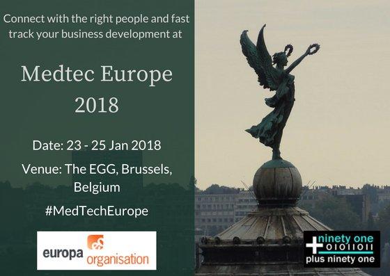 medtecheurope hashtag on Twitter