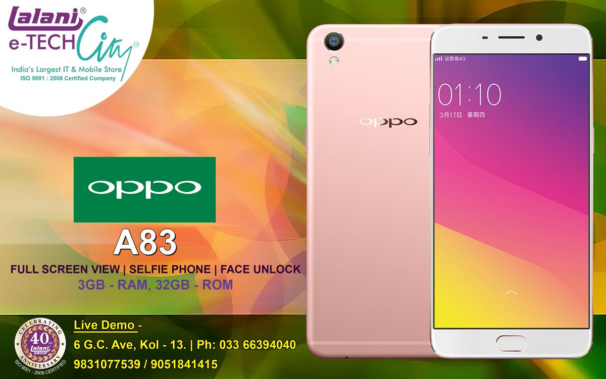 oppo_a83 hashtag on Twitter
