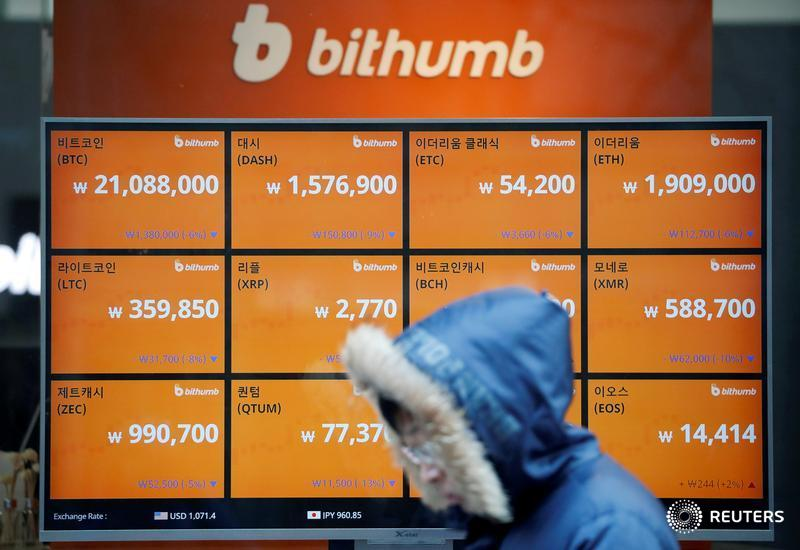 In a widely telegraphed move designed to stop virtual coins from being used for money laundering and other crimes, South Korea to ban use of anonymous bank accounts in #cryptocurrency trading https://t.co/ITz6F3iLAO