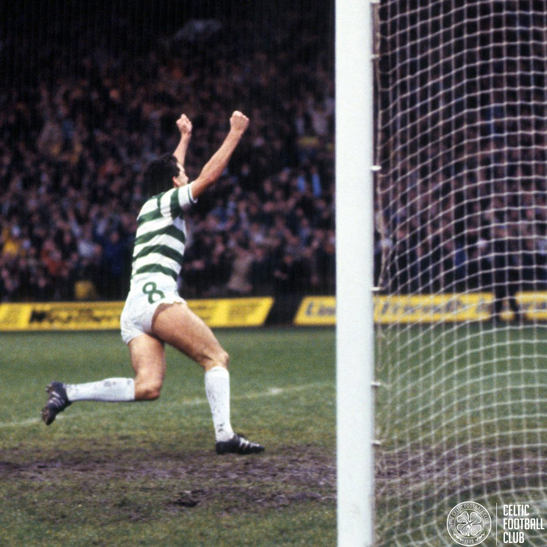 #OnThisDay in 1⃣9⃣8⃣2⃣, The Maestro, Paul McStay, made his competitive Hoops debut.