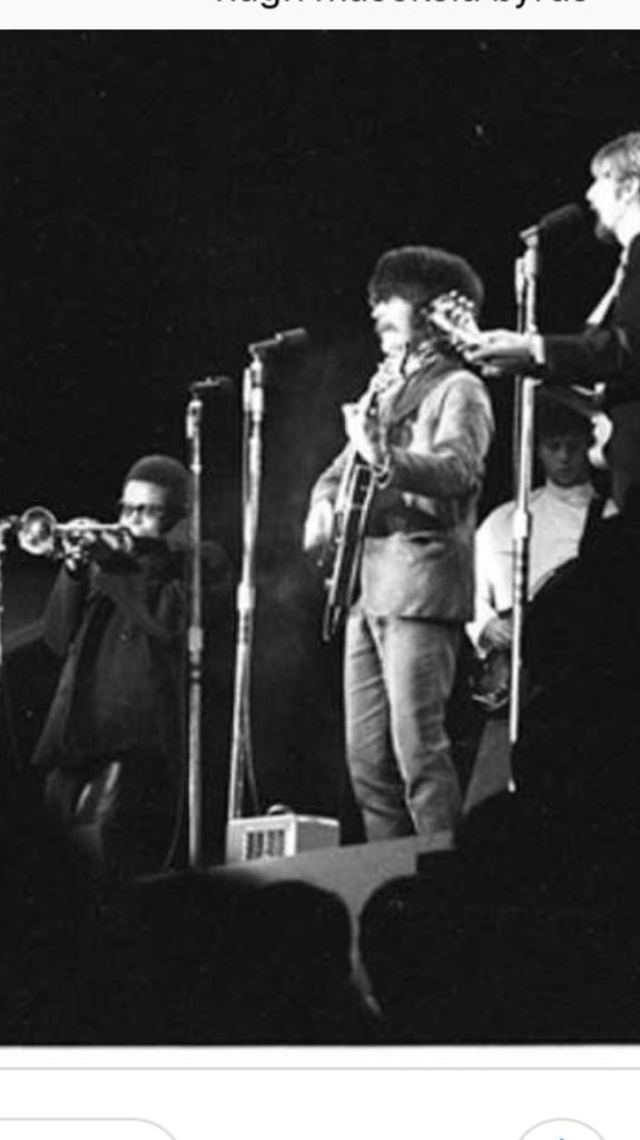 @thedavidcrosby R.I.P Hugh Masekela. Beautiful picture