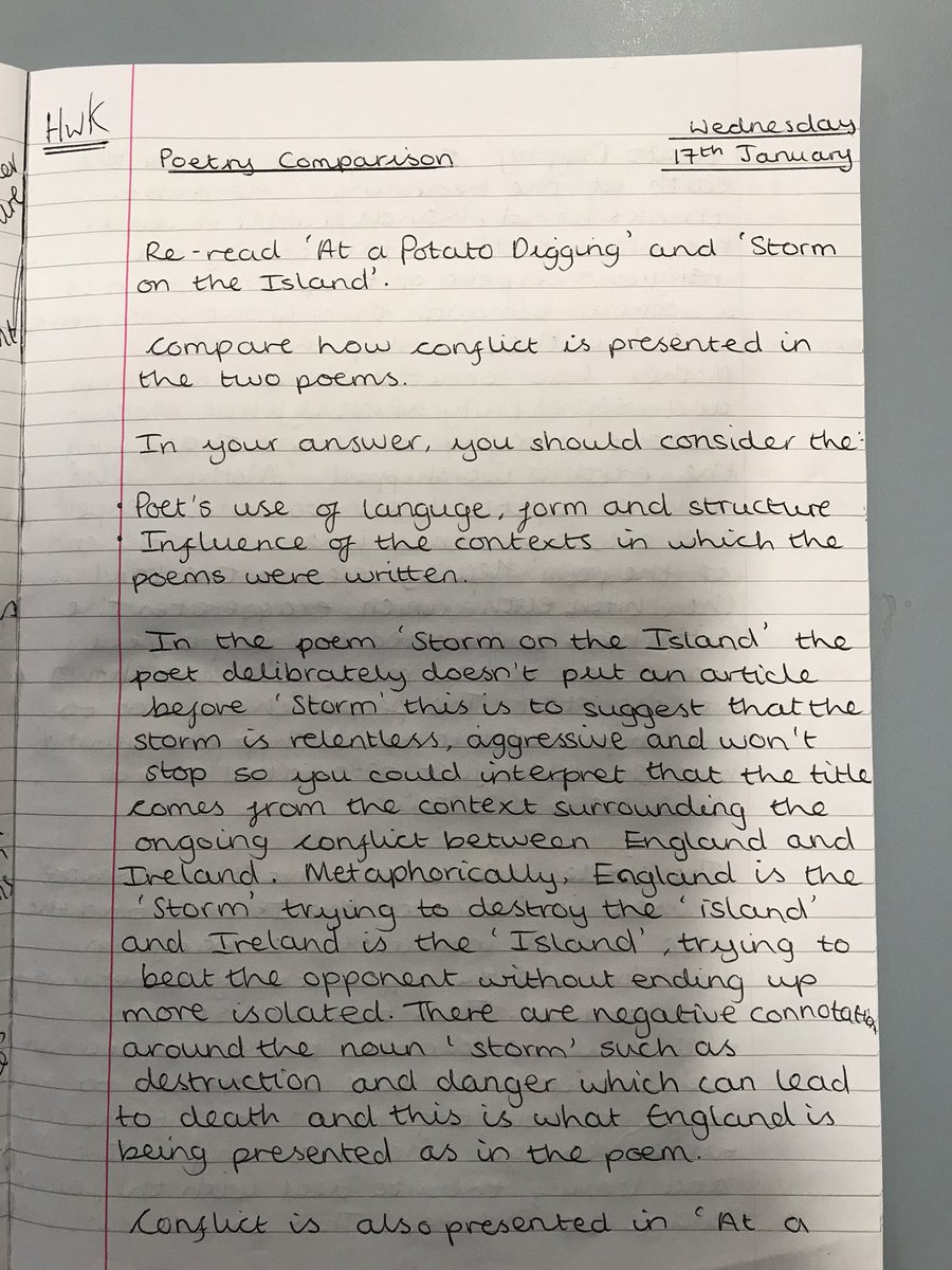 environmental topic essay questions