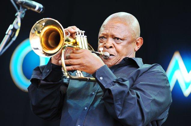 South African jazz legend Hugh Masekela dies at 78 https://t.co/ouNbaMAHkI https://t.co/wNefHOgufe
