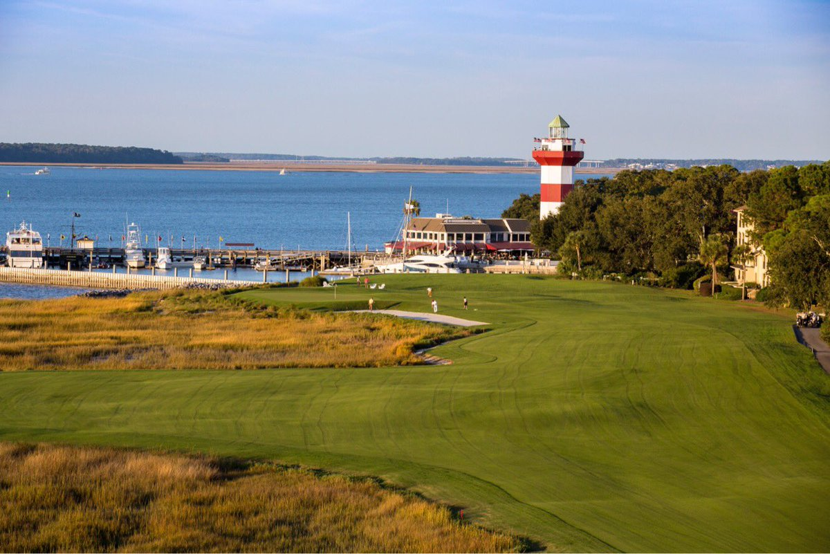 Harbour Town golf links image