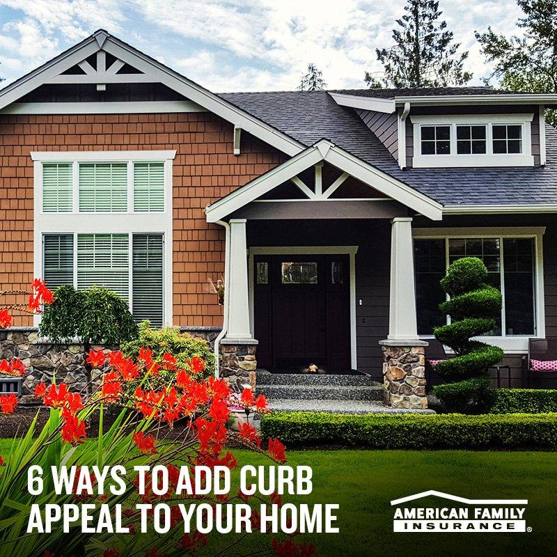 Help your home make a good first impress...