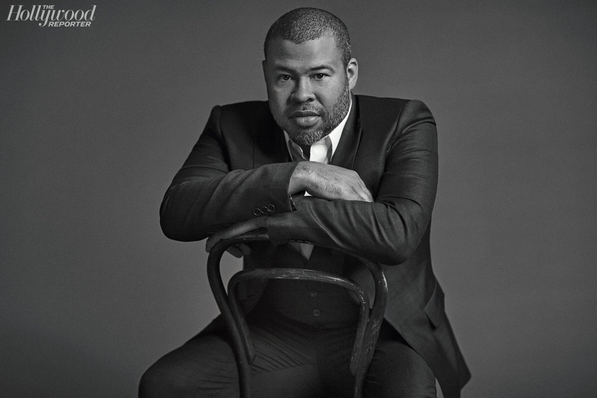 .@JordanPeele's #GetOut scored 4 #OscarNoms this morning: Best Original Screenplay, Best Director, Best Actor & Best Picture https://t.co/c5ai4ZgVMJ