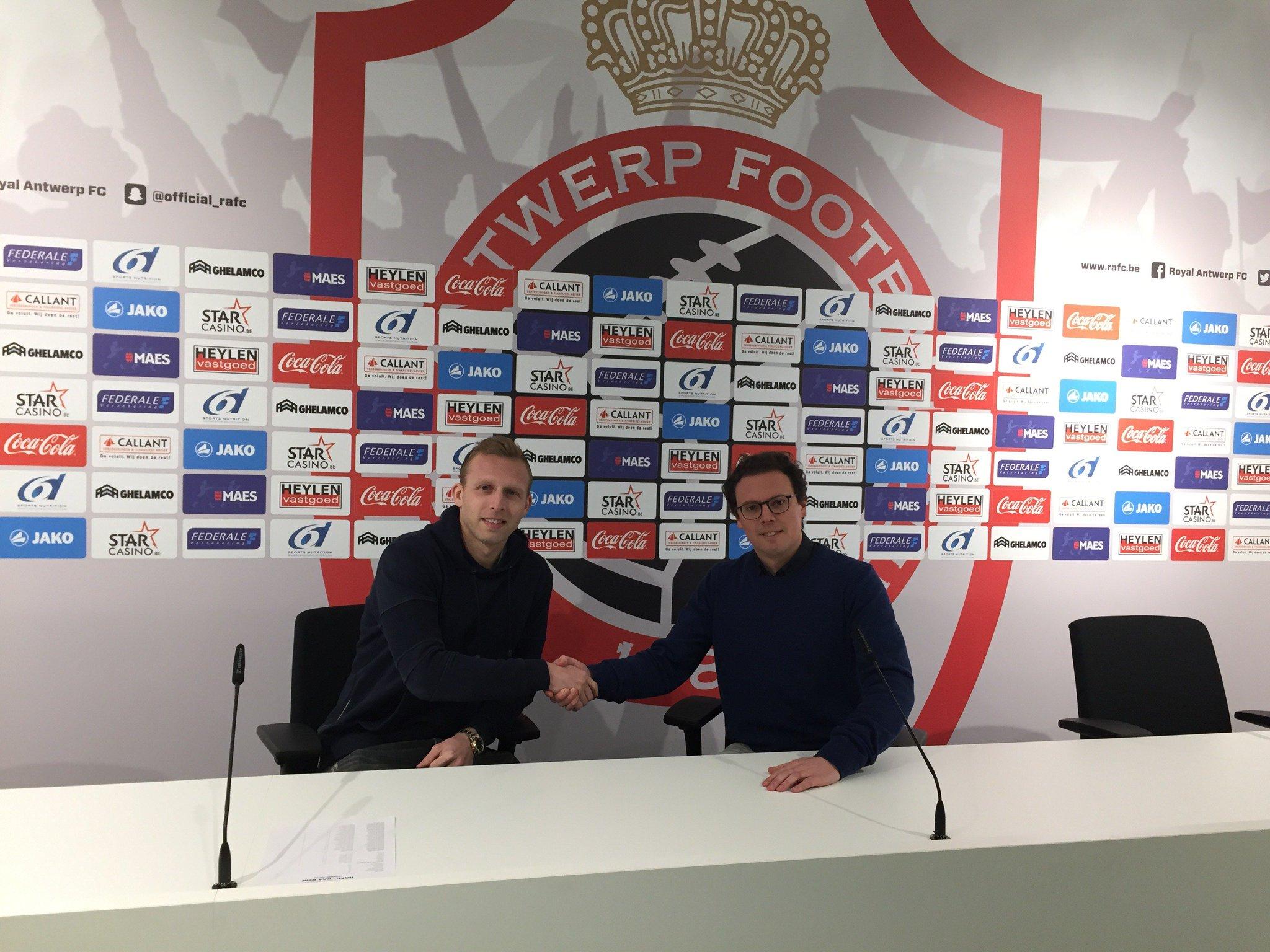 Royal Antwerp FC on Twitter