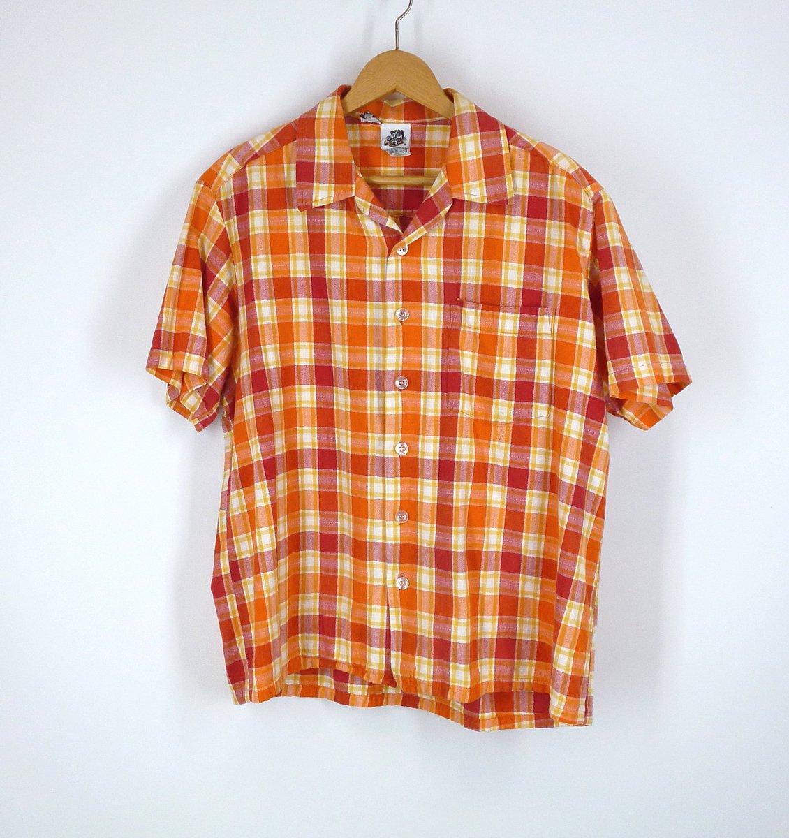 e1c38dce Kennington Plaid Shirt, Chambray Cotton, Vintage 1980s -90…  http://etsy.me/2zEp0qL #BlackRockVintage #KenningtonLtd  pic.twitter.com/nQO5Wg8y5D
