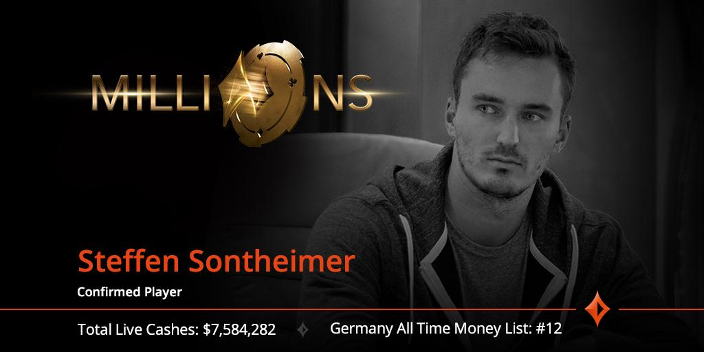 MILLIONS Germany - Steffen Sontheimer