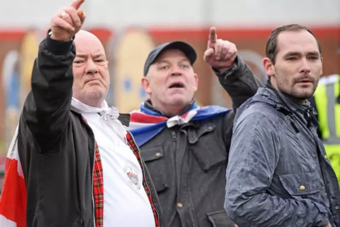 'Humilated' EDL say Doncaster march 'should never have been called' after protest flops https://t.co/7IgsvnYSAh