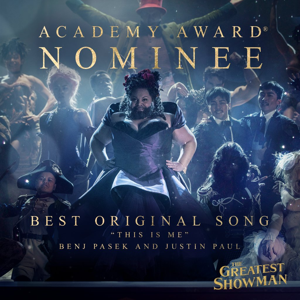 Image result for this is me greatest showman
