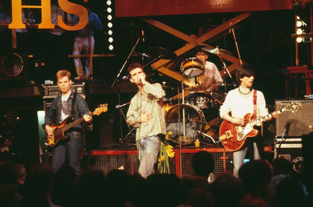 Andy Rourke reportedly says he's not involved in the orchestral Smiths concerts https://t.co/rcvoQ5CR7E https://t.co/TZ56uGyYVn