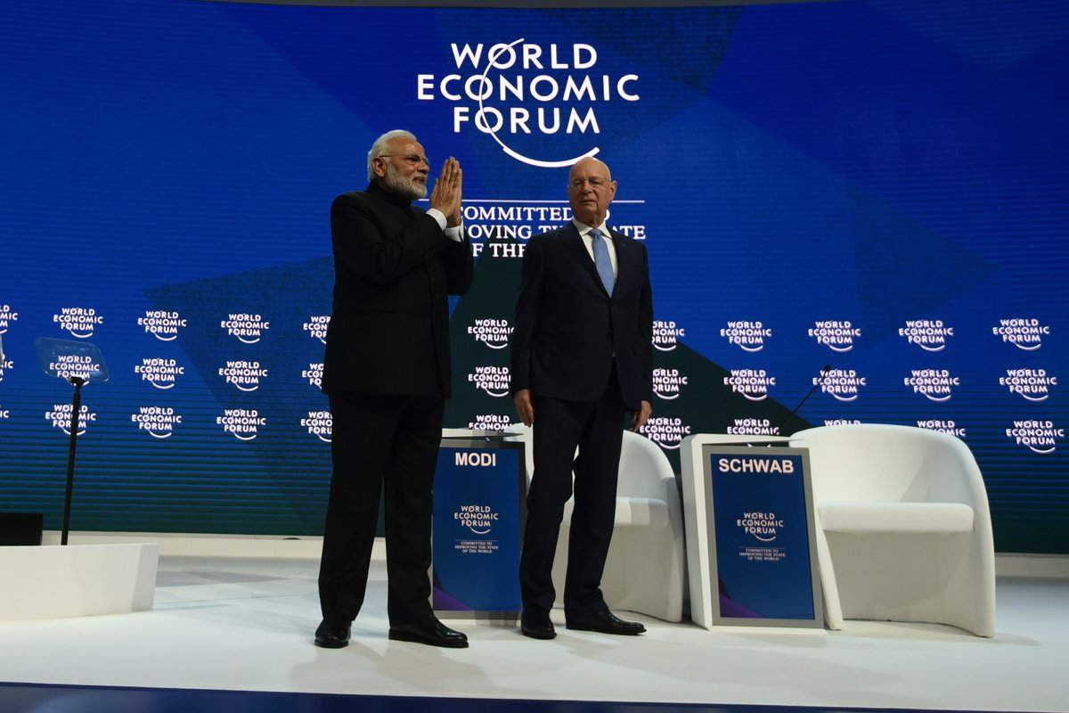 Here is my speech at @wef. #IndiaMeansBusiness https://t.co/aNfEUmR5yZ