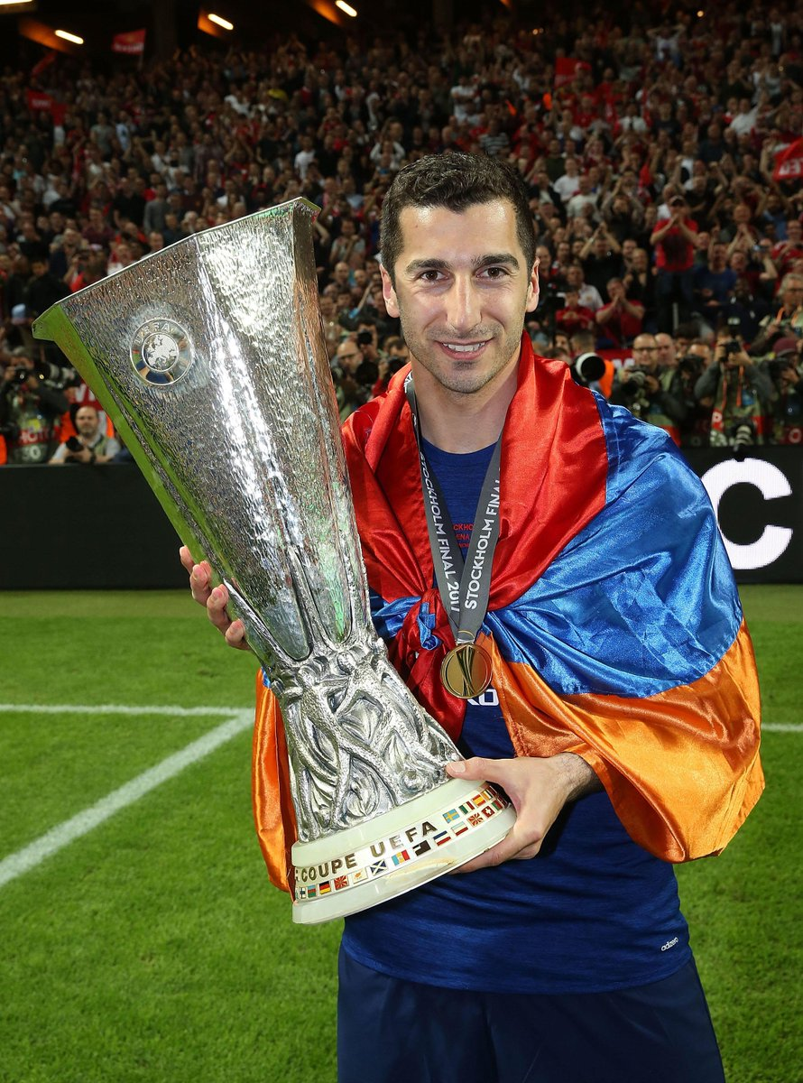 Henrikh Mkhitaryanhas issued a statement thanking everyone at #MUFC for their support during his time at the club.   ➡️ https://t.co/cb36o8cSVH