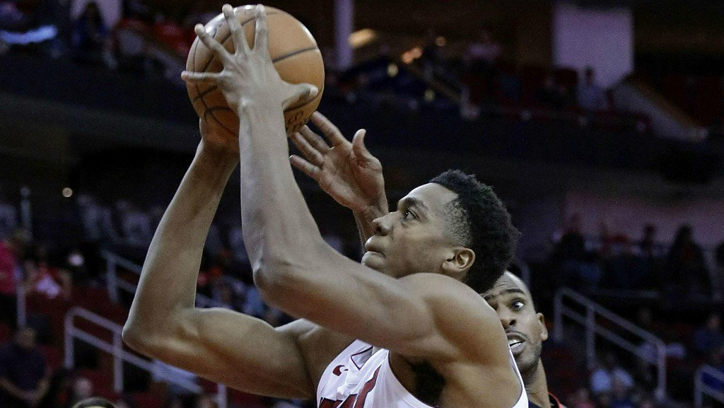 Heat end five-game road trip with 99-90 loss at Houston Rockets https://t.co/8AwvUwdLTn