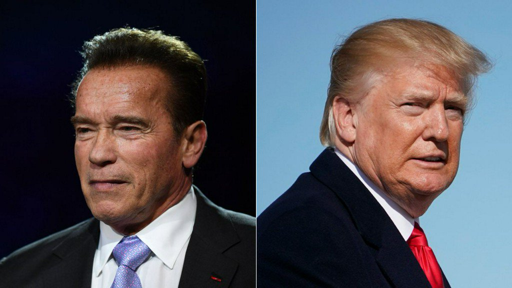 Schwarzenegger Slams Trump Over Plan to Expand Offshore Oil Drilling: 'If You Want to Drill, Do it Off Mar-a-Lago' https://t.co/WwPn2cKwKe