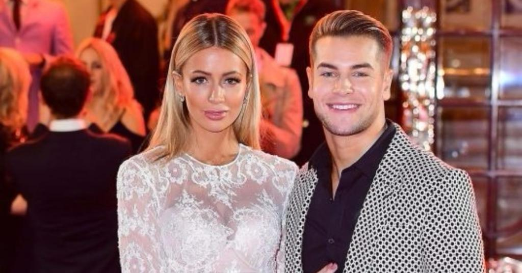 This first clip of #LoveIsland's Chris and Olivia's new show is so cringe 🙈  https://t.co/zKrE1MvTgQ